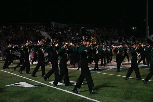 Santa Fe High School Band