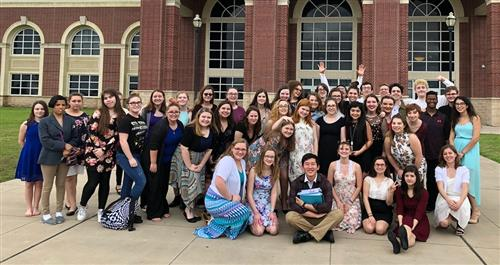 SFHS Choir Advances to State
