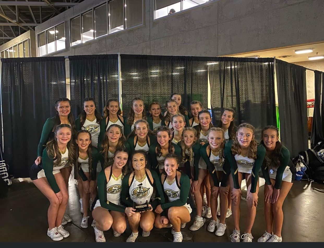 Santa Fe HS Cheer Journey to NCA National Championship